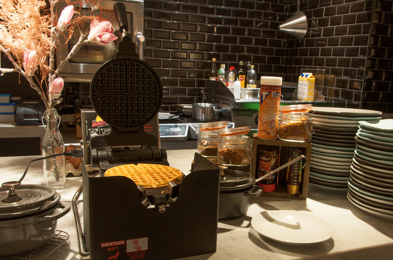 Hotel Indigo Antwerp - City Centre-QA's Kitchen | Fresh Belgium waffles<br/>Image from Leonardo