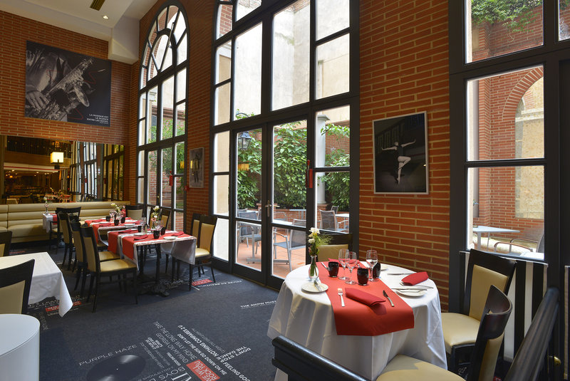 Crowne Plaza Toulouse-Our restaurant 7 du Plaza<br/>Image from Leonardo
