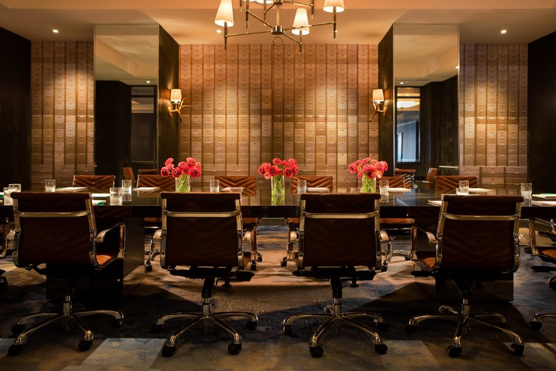 Cardinal Hotel; A Kimpton Hotel-Meeting Room<br/>Image from Leonardo