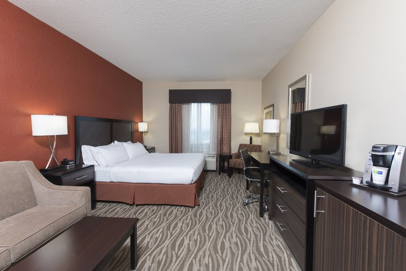 Holiday Inn Express & Suites Grand Rapids - North-King Sofa<br/>Image from Leonardo