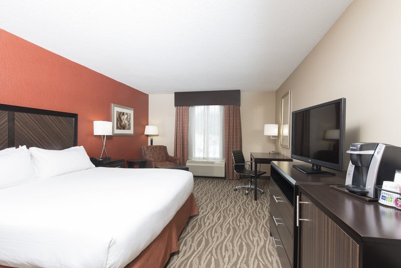 Holiday Inn Express & Suites Grand Rapids - North-Single King<br/>Image from Leonardo