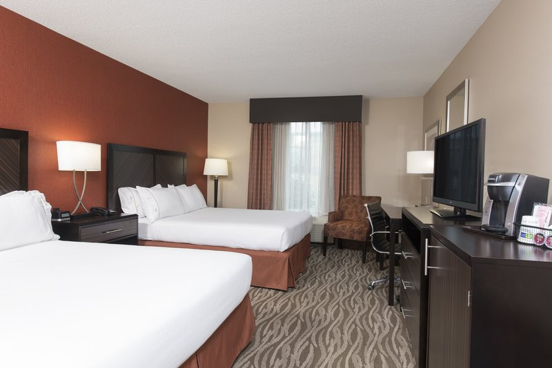 Holiday Inn Express & Suites Grand Rapids - North-Two Queens<br/>Image from Leonardo