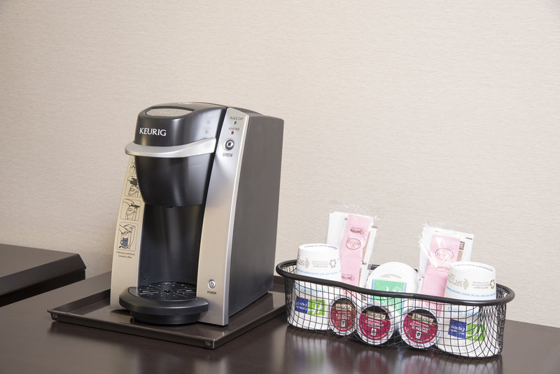 Holiday Inn Express & Suites Grand Rapids - North-Keurig® Single Serve Coffee Brewer<br/>Image from Leonardo