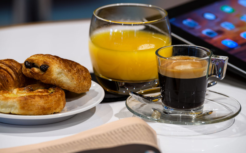 Holiday Inn Toulouse Airport-Business Breakfast<br/>Image from Leonardo