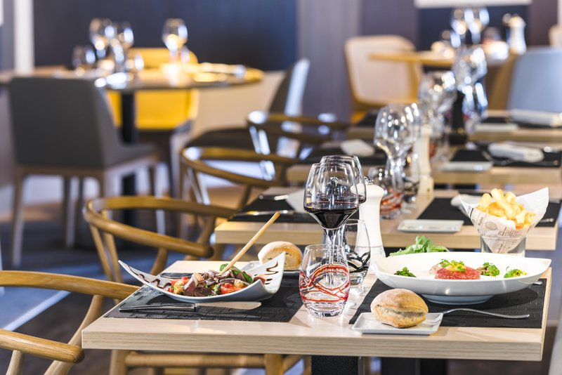 Holiday Inn Toulouse Airport-Discover our restaurant !<br/>Image from Leonardo