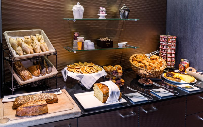 Holiday Inn Toulouse Airport-Our american breakfast.<br/>Image from Leonardo