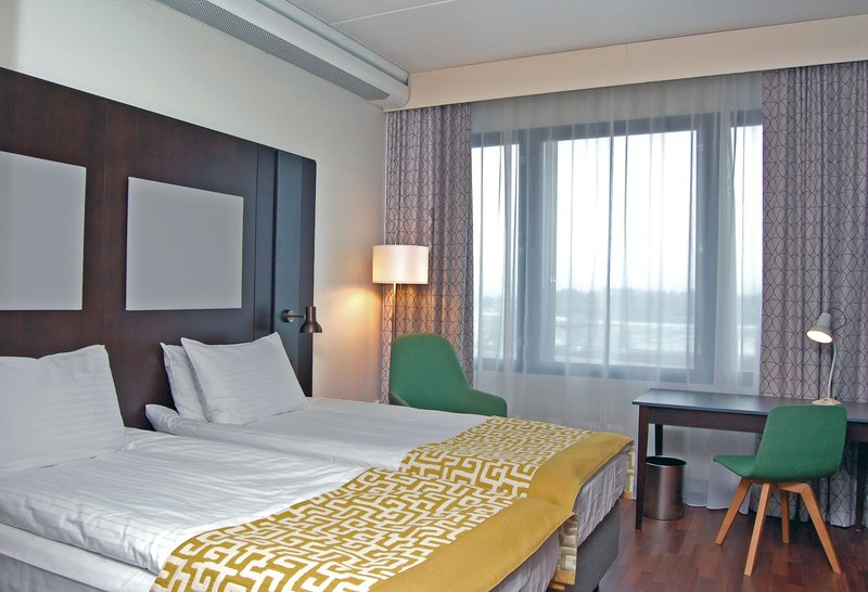 Holiday Inn Helsinki - West -Ruoholahti-New Standard room is bright and comfortable <br/>Image from Leonardo