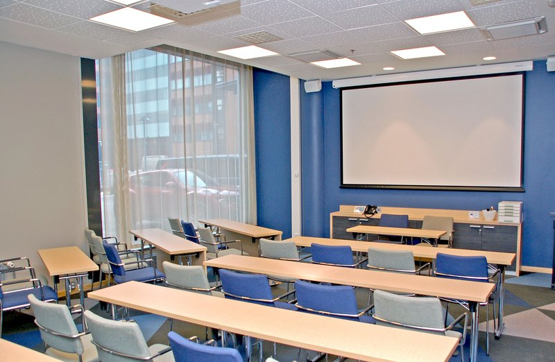 Holiday Inn Helsinki - West -Ruoholahti-Our new meeting room Skipper is perfect up to 30 people<br/>Image from Leonardo
