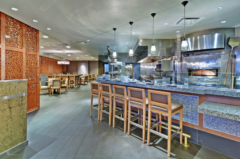 Crowne Plaza Chicago Ohare Hotel & Conference Center-Chicago Fire Oven Restaurant<br/>Image from Leonardo