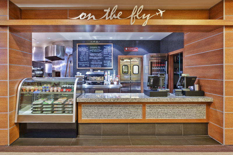 Crowne Plaza Chicago Ohare Hotel & Conference Center-On the Fly - Grab and Go<br/>Image from Leonardo