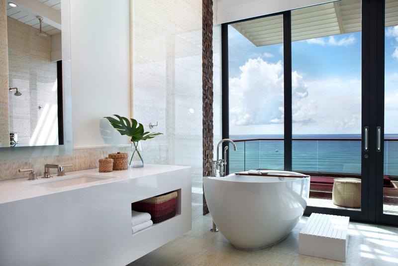 Kimpton Seafire Resort & Spa-Presidential Bathrrom<br/>Image from Leonardo