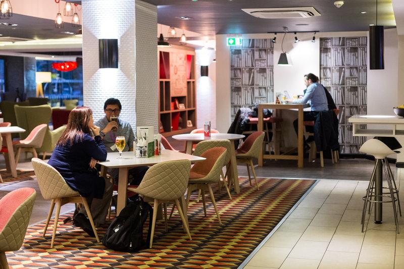 Holiday Inn London - Watford Junction-Eat, drink work or relax at Holiday Inn London Watford Junction<br/>Image from Leonardo