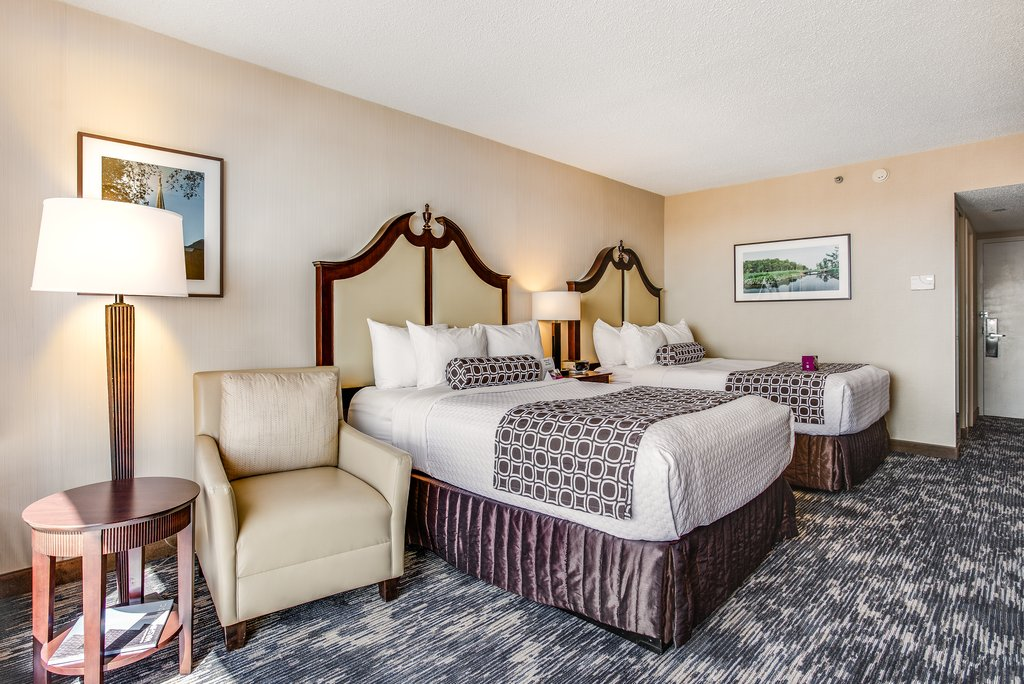 Crowne Plaza Old Town Alexandria-Double Bed Room<br/>Image from Leonardo