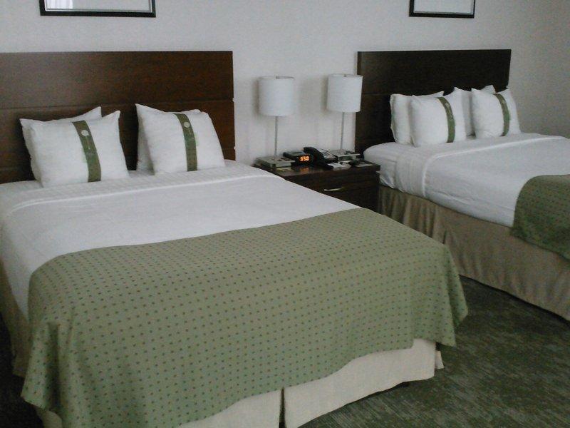 Holiday Inn L.I. City-Manhattan View-Guest Room<br/>Image from Leonardo