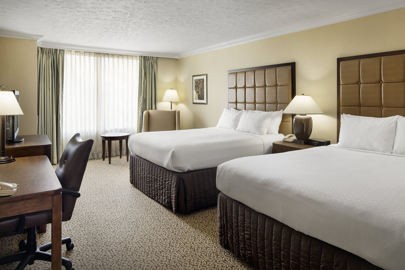Crowne Plaza Louisville Airport Expo Center-Queen Bed Guest Room. Pets are welcome! We're a Pet-Friendly Hotel<br/>Image from Leonardo