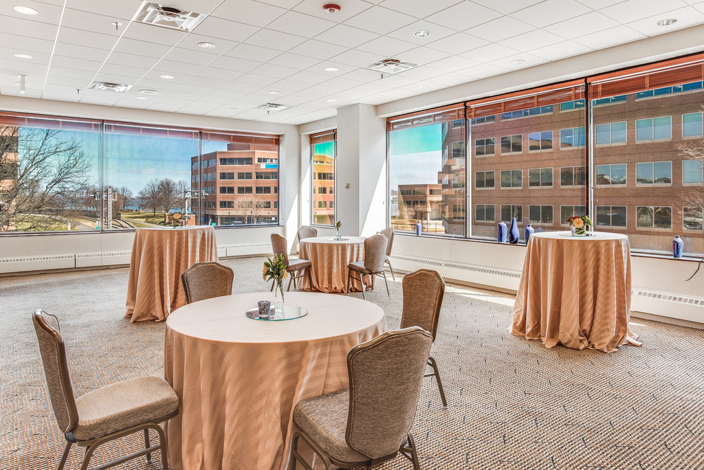 Crowne Plaza Old Town Alexandria-Private Dining Room<br/>Image from Leonardo