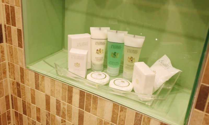 Holiday Inn Reading - M4, Jct. 10-Luxurious Gilchrest & Soames toiletries<br/>Image from Leonardo
