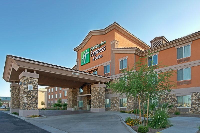 Holiday Inn Express & Suites Tucson-Hotel Exterior<br/>Image from Leonardo