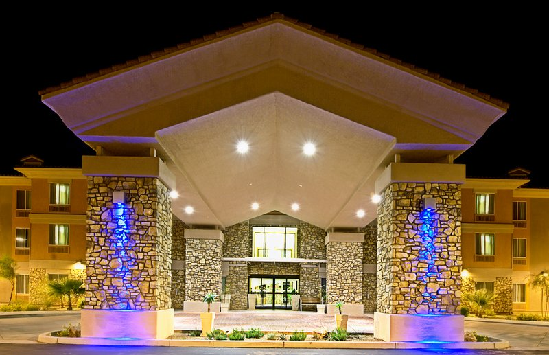 Holiday Inn Express & Suites Tucson-Exterior Feature<br/>Image from Leonardo