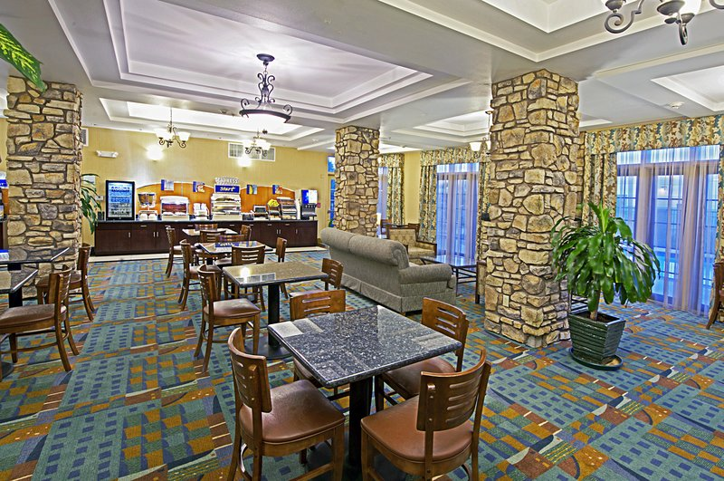Holiday Inn Express & Suites Tucson-Breakfast Area<br/>Image from Leonardo