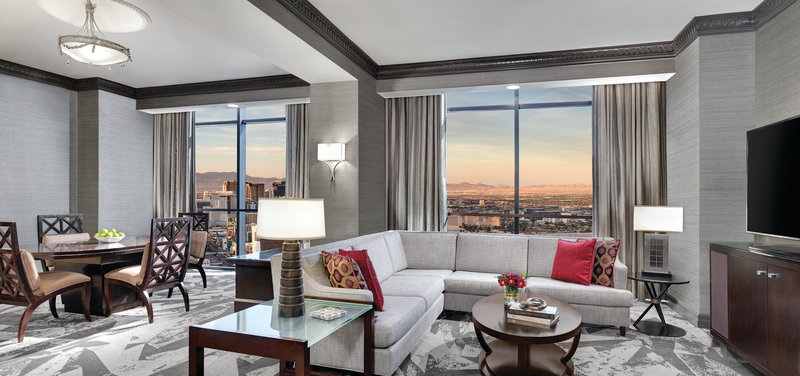 Luxor Resort and Casino - Tower Premier Two Bedroom Suite <br/>Image from Leonardo