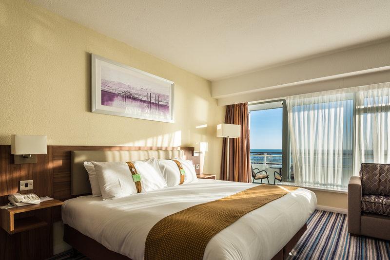 Holiday Inn Brighton - Seafront-Deluxe Room Non Smoking<br/>Image from Leonardo