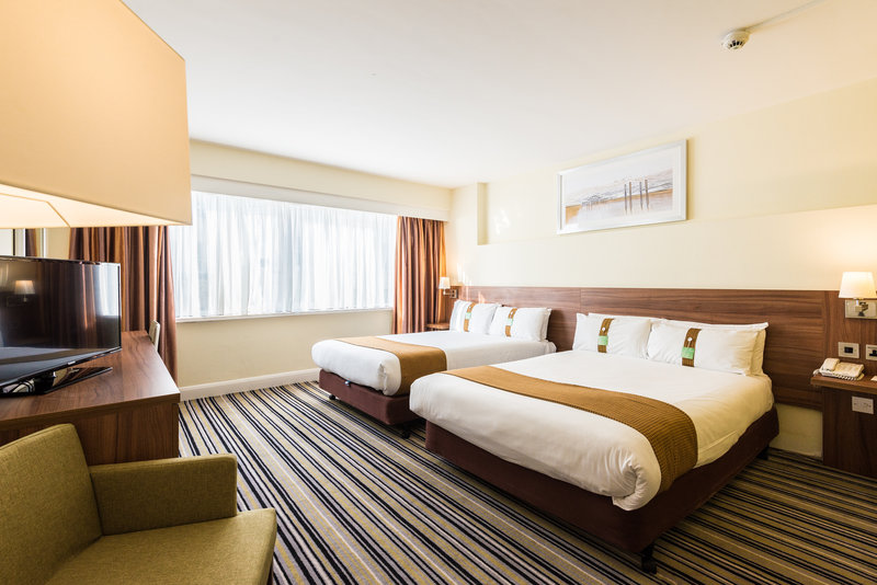 Holiday Inn Brighton - Seafront-Newly Refurbished Standard Twin Two Double Beds<br/>Image from Leonardo