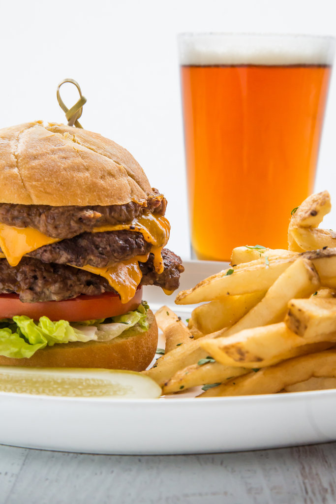 Crowne Plaza Old Town Alexandria-The Burger and Fries<br/>Image from Leonardo