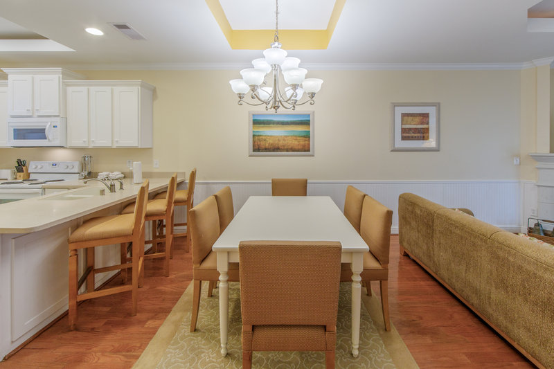 Holiday Inn Club Vacations Galveston Beach Resort-Enjoy a meal at the dining table <br/>Image from Leonardo