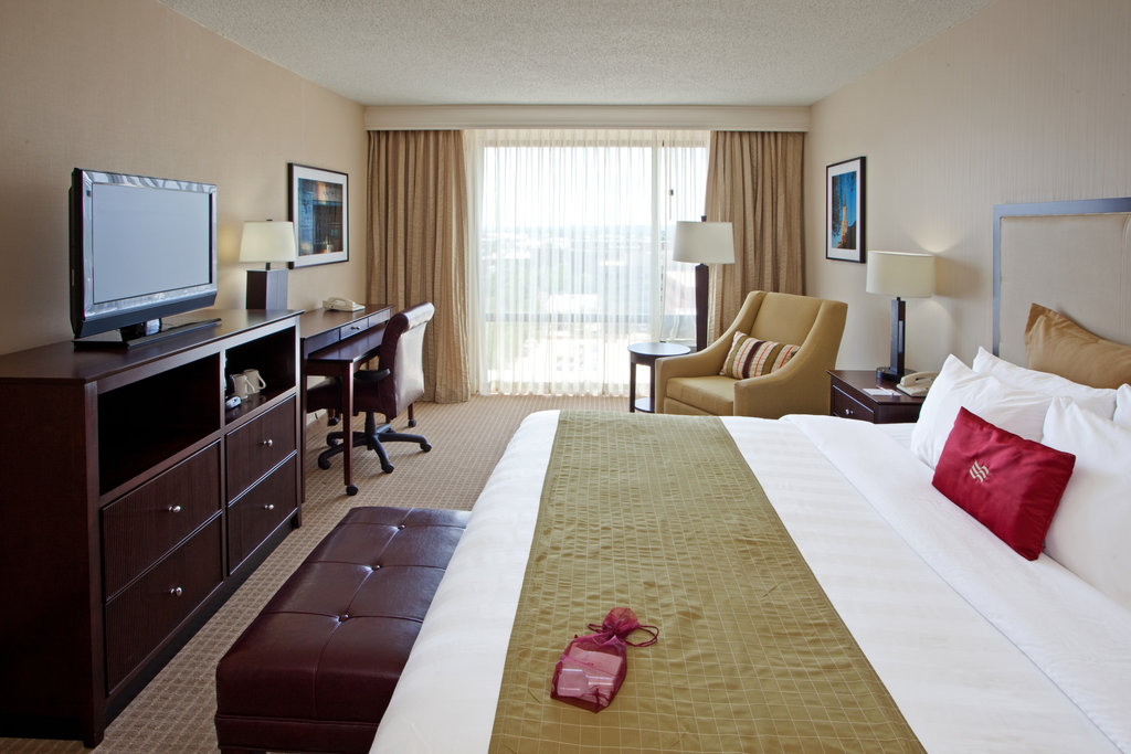 Crowne Plaza Old Town Alexandria-King Bed Guest Room: Relax In Style & Comfort<br/>Image from Leonardo