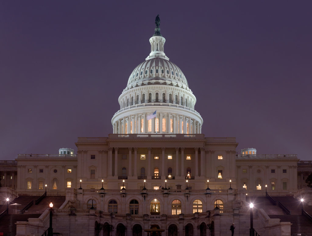 Crowne Plaza Old Town Alexandria-Capitol Building Is Close To Alexandria......See The Seat of Power<br/>Image from Leonardo