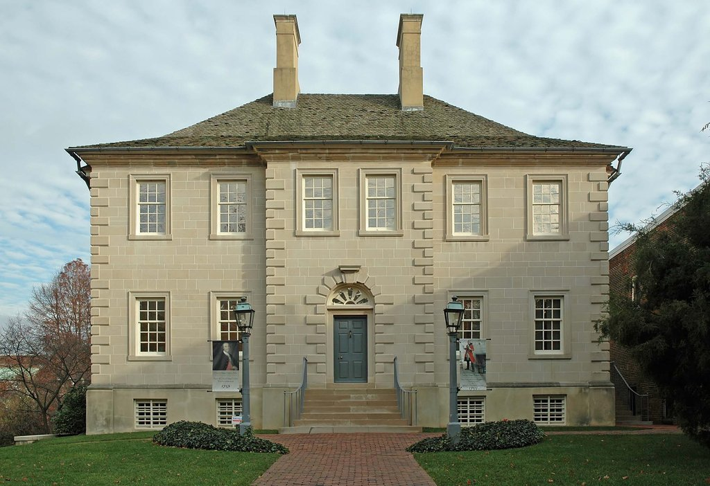 Crowne Plaza Old Town Alexandria-Carlyle House.....Where History Comes Alive<br/>Image from Leonardo