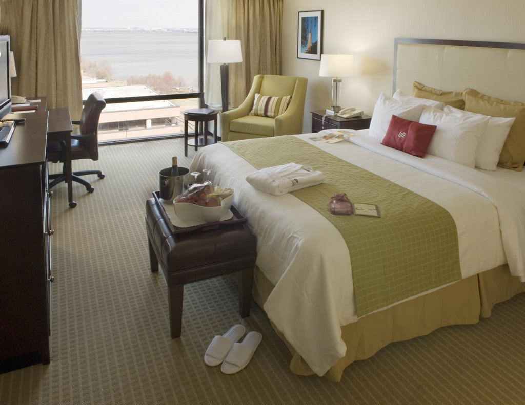 Crowne Plaza Old Town Alexandria-Spacious Guest Rooms With Full Amenities & Views<br/>Image from Leonardo