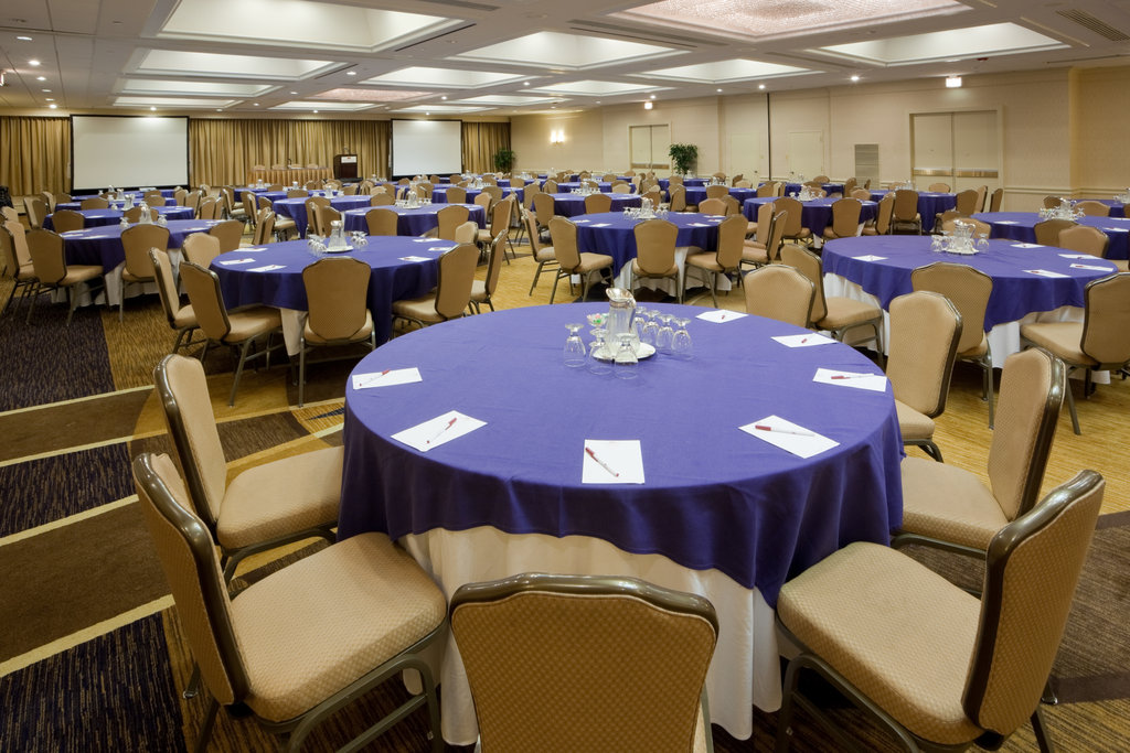 Crowne Plaza Old Town Alexandria-Large Presidential Ballroom With Comfortable Chairs<br/>Image from Leonardo