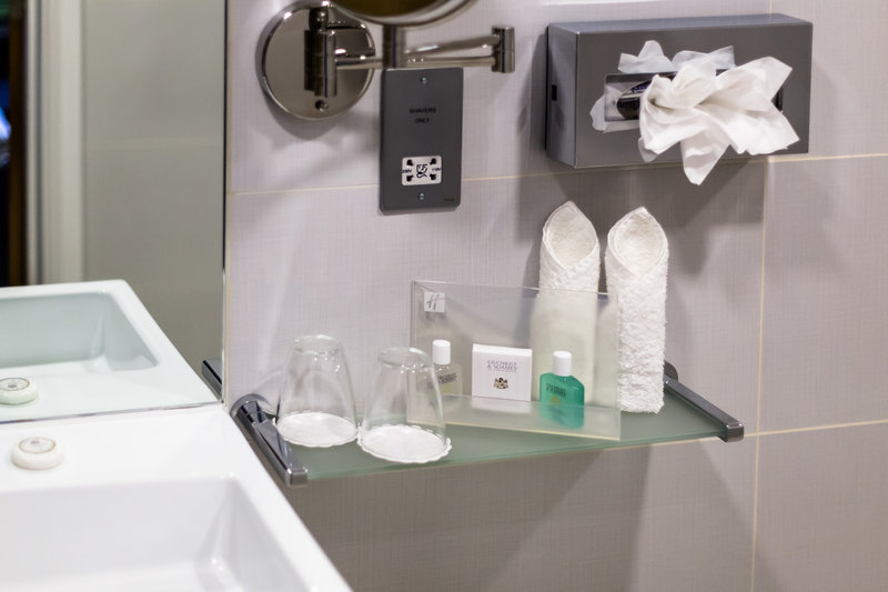 Holiday Inn London - Watford Junction-Toiletries in our standard rooms<br/>Image from Leonardo