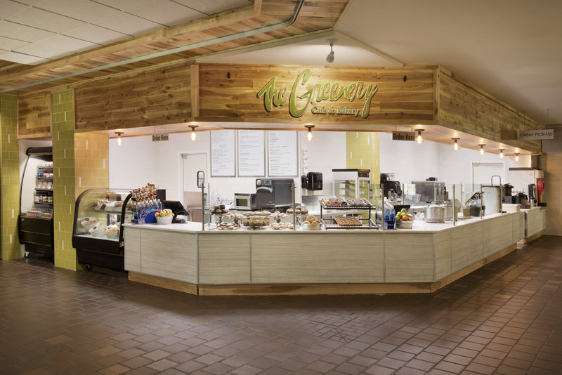 Holiday Inn Hotel & Suites Duluth-Downtown-The Greenery Cafe and Bakery is located on Level 2<br/>Image from Leonardo