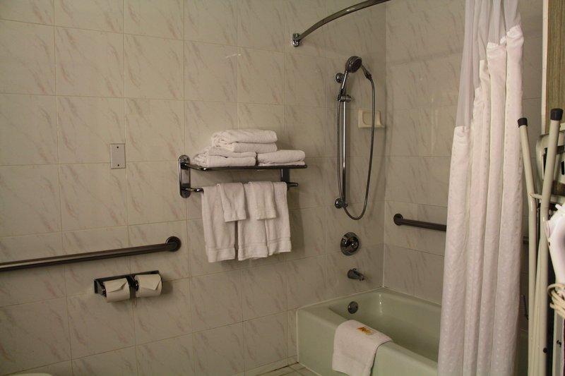 Holiday Inn Buena Park-Near Knott's-King Mobility w/ Tub Bathroom<br/>Image from Leonardo