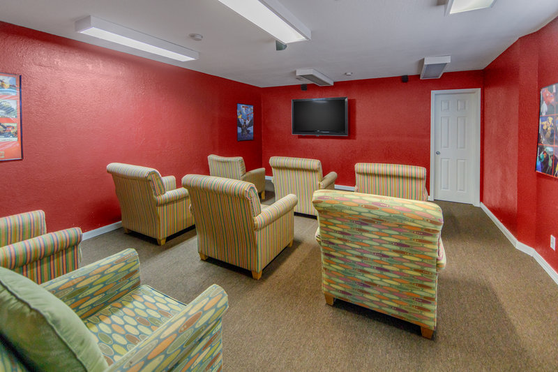 Holiday Inn Club Vacations Galveston Beach Resort-Watch a movie in the theater room <br/>Image from Leonardo