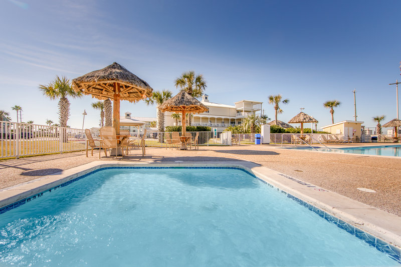 Holiday Inn Club Vacations Galveston Beach Resort-Cool off in the pool <br/>Image from Leonardo