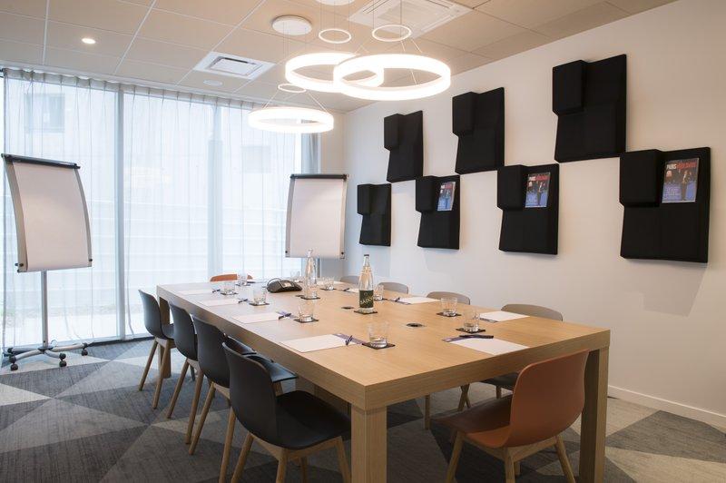 Holiday Inn Express Paris - CDG Airport-Meeting Room<br/>Image from Leonardo