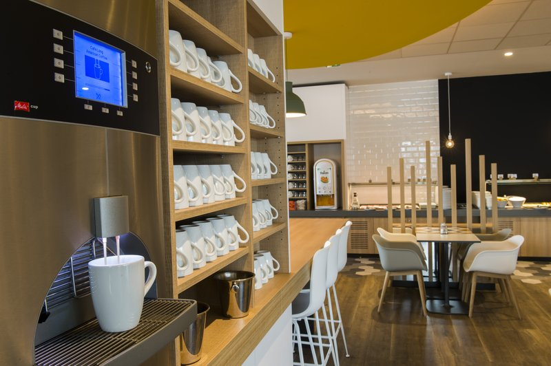 Holiday Inn Express Paris - CDG Airport-Coffee Station<br/>Image from Leonardo