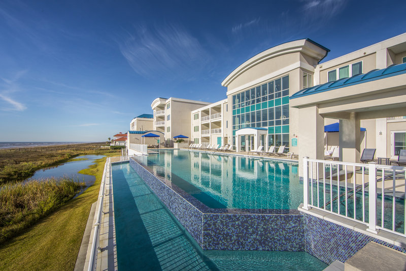 Holiday Inn Club Vacations Galveston Beach Resort-View of the Signature Collection Pool <br/>Image from Leonardo