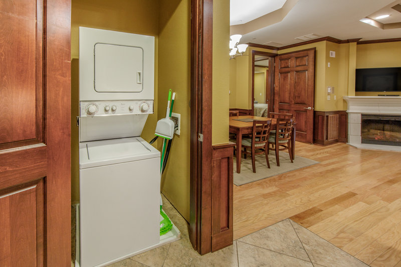 Holiday Inn Club Vacations Galveston Beach Resort-Catch up on laundry with the washer and dryer <br/>Image from Leonardo