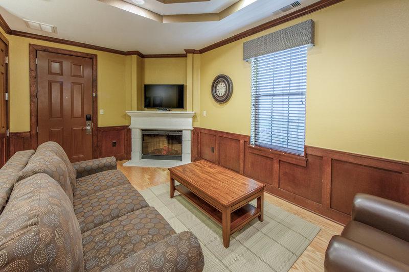 Holiday Inn Club Vacations Galveston Beach Resort-Spacious living room <br/>Image from Leonardo