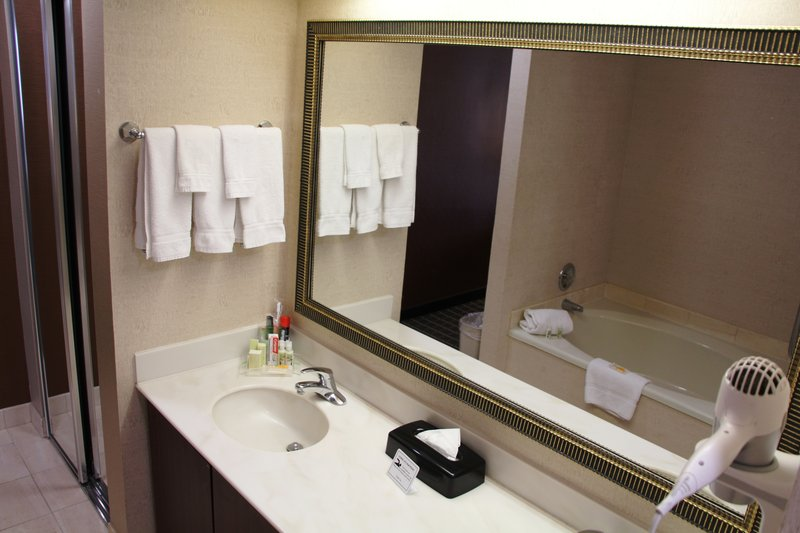 Holiday Inn Buena Park-Near Knott's-Presidential Suite - Bathroom Vanity<br/>Image from Leonardo