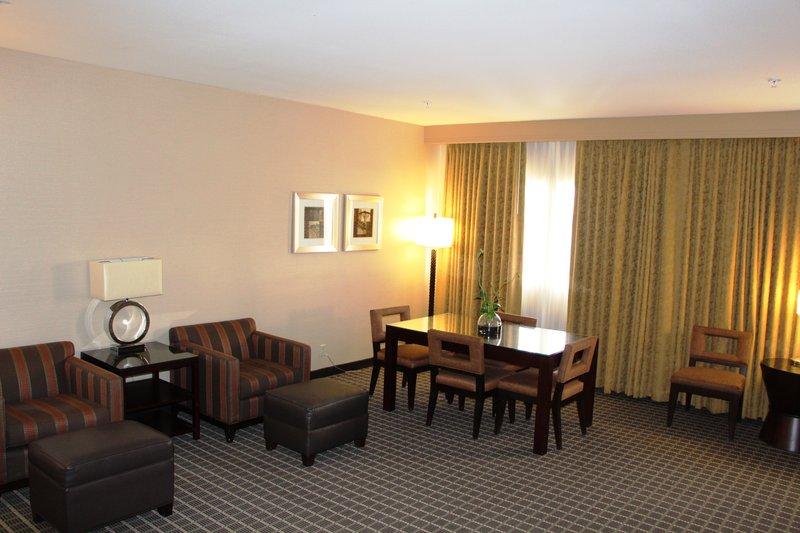 Holiday Inn Buena Park-Near Knott's-Presidential Suite - sitting area<br/>Image from Leonardo