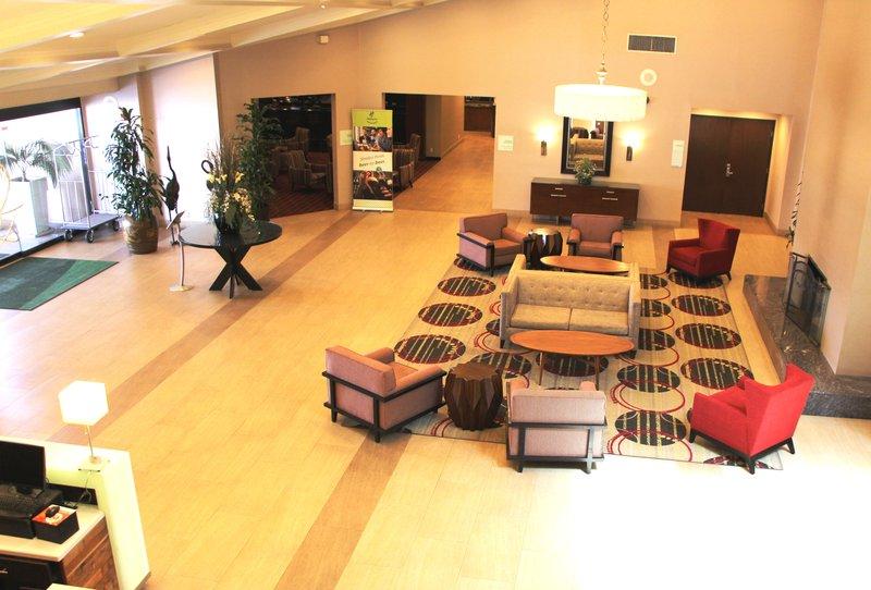 Holiday Inn Buena Park-Near Knott's-Hotel entrance and lobby<br/>Image from Leonardo