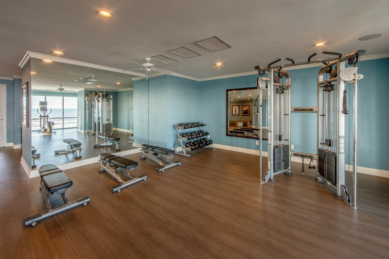 Holiday Inn Club Vacations Galveston Beach Resort-Get in a workout at the Signature Collection fitness center<br/>Image from Leonardo