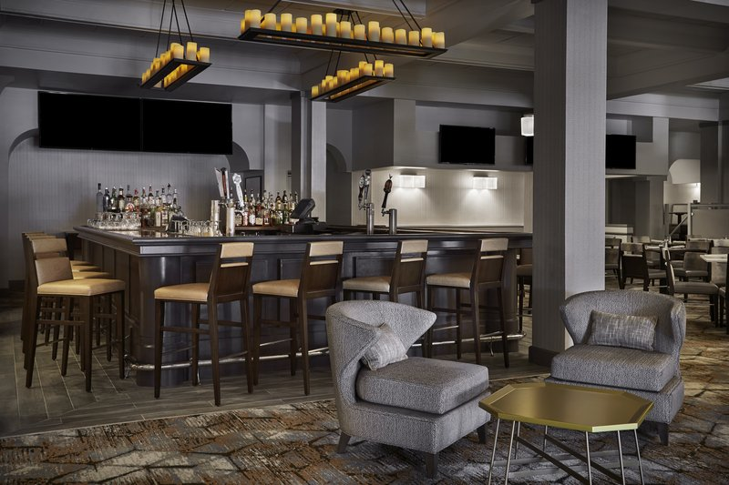 Holiday Inn Hotel & Suites Alexandria Old Town-Bistro on First Bar and Lounge<br/>Image from Leonardo