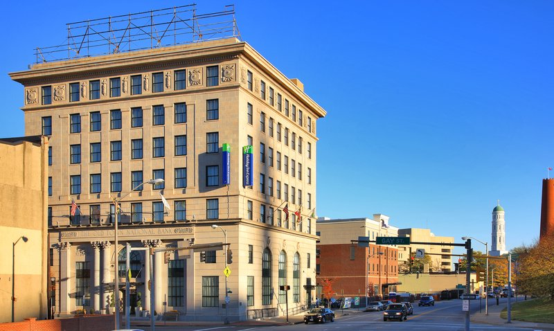 Holiday Inn Express Baltimore-Downtown-Hotel Exterior<br/>Image from Leonardo